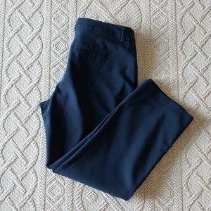 Christopher & Banks EUC Navy Pants Size 10P